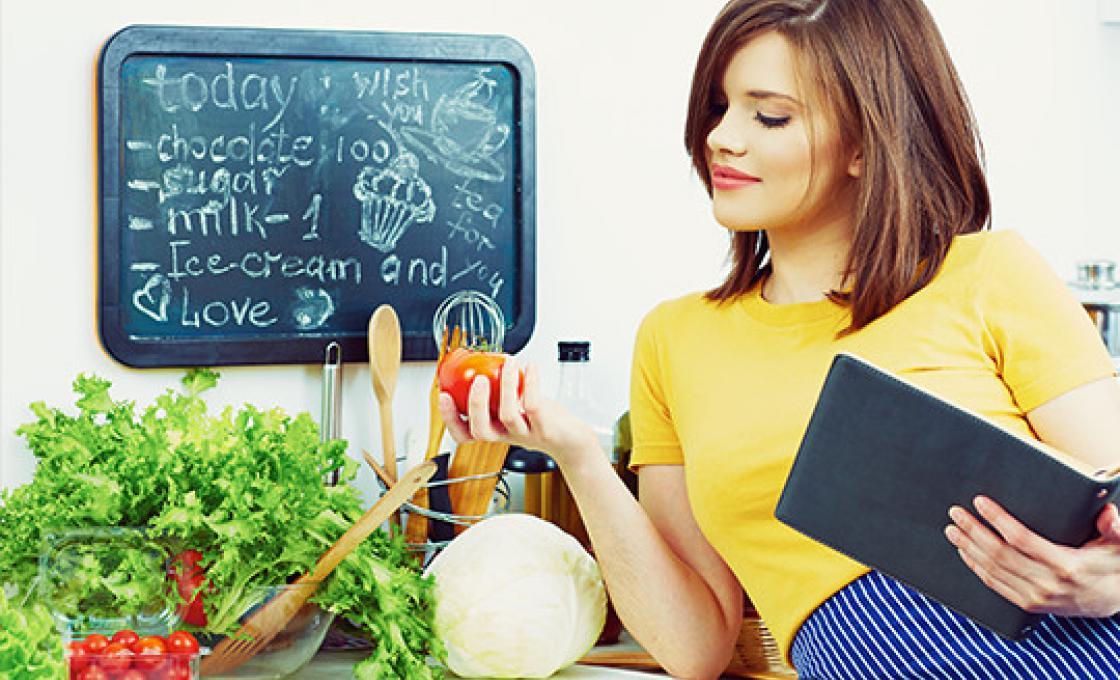 Zasady diety w PCOS