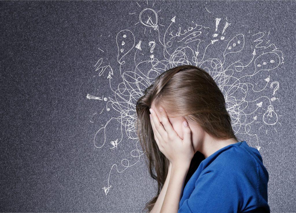 Problemy z gospodarką hormonalną